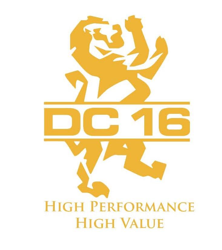 DC16 HP HV All Gold No Back Logo